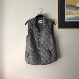 OLD NAVY grey vest
